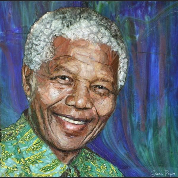 Sarah Pryke – Nelson Mandela